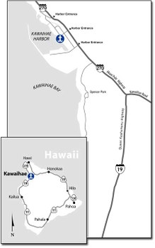 Kawaihae Harbor Map